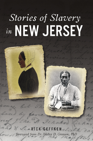 Stories of Slavery in New Jersey book cover